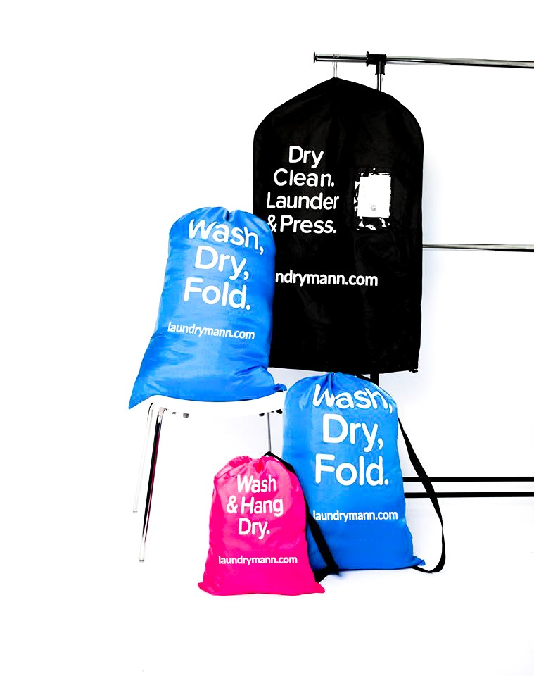 Laundrymann| drycleaning. Washing